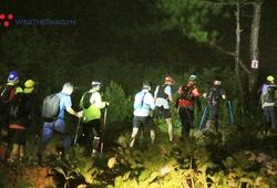 Khoảnh khắc hơn 200 VĐV 70km Dalat Ultra Trail 2020 chạy xuyên đêm