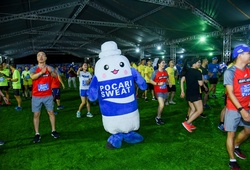 Những quyền lợi nếu không thử sẽ tiếc hùi hụi tại Pocari Sweat Run 2020