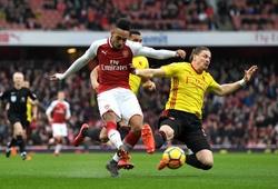 Xem trực tiếp Arsenal vs Watford kênh nào?