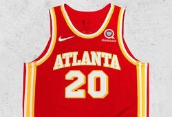 Atlanta Hawks bất ngờ hé lộ áo đấu mới: Cực chất với phong cách retro