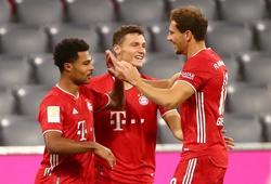 Video Highlights Bayern vs Schalke 04, bóng đá Đức đêm qua