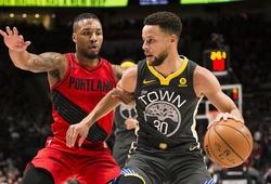 Vì sao Golden State Warriors thở phào nhẹ nhõm vì Blazers lọt vào Playoffs?