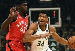 Lịch thi đấu NBA ngày 11/8: Đại chiến miền Đông giữa Toronto và Milwaukee