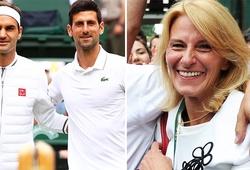 Mẹ Djokovic chán ghét Federer kiêu ngạo