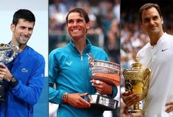 Rafael Nadal tiết lộ bí mật thành công của Big 3