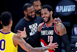Sau mùa giải thăng hoa, Carmelo Anthony hy vọng về một tương lai với Blazers