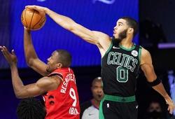 Ngay Game bản lề, Boston Celtics thắng đậm nhà ĐKVĐ Toronto Raptors