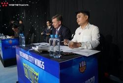 Kết quả VBA Draft 2020: City Wings gây sốc với Tuấn Trung, Huỳnh Hải