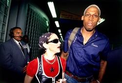 20 triệu đôla để… làm Madonna có bầu: Câu chuyện điên rồ của Dennis Rodman