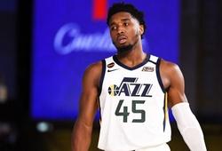 Donovan Mitchell ghi đến 57 điểm nhưng lại mắc sai lầm nhỏ khiến Utah Jazz gục ngã