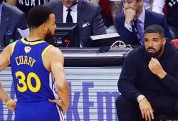 Nghỉ Playoffs, Stephen Curry rủ rapper Drake thi ném 3 điểm tại Toronto