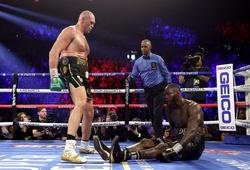 Tyson Fury có thể sẽ không tái đấu với Deontay Wilder