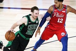 Gordon Hayward lật cổ chân đúng ngay mắt cá từng dính chấn thương kinh hoàng, Celtics lo lắng