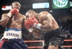 Nghe Holyfield kể chuyện sparring với thiếu niên Mike Tyson