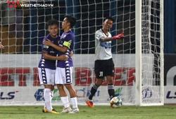 """Quang Hải ghi bàn cho Hà Nội FC sau 1 năm """"tịt ngòi"""""""
