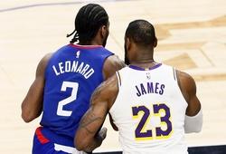 Lịch thi đấu NBA 2020 theo giờ Việt Nam hôm nay mới nhất