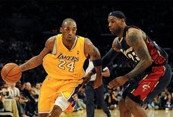 Giữa Kobe và LeBron, một huyền thoại NBA sẽ chọn ai làm đồng đội?