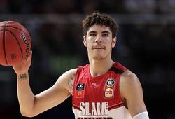 Hậu NBA Draft Lottery 2020, bố LaVar Ball cấm con trai đến Golden State Warriors?