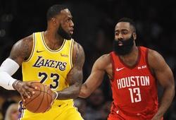 Nhận định NBA: Los Angeles Lakers vs Houston Rockets (ngày 07/08, 8h00)