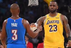 Lịch thi đấu NBA ngày 6/8: Los Angeles Lakers tiếp đà thăng hoa?