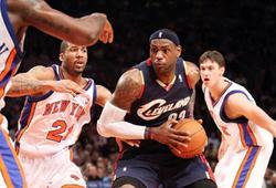 10 năm nhìn lại: LeBron James đã đến gần New York Knicks như thế nào?