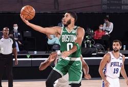 Lịch thi đấu NBA ngày 22/8: Boston Celtics tiễn Philadelphia 76ers 1 chân rời Playoffs?