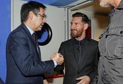 Messi đưa ra 2 điều kiện để đảo ngược quyết định rời Barca