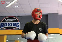 VSP Boxing trở lại với buổi sparring trình độ cao