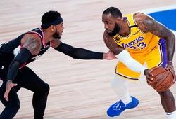 Nhận định NBA: Portland Trail Blazers vs Los Angeles Lakers (ngày 21/08, 8h00)