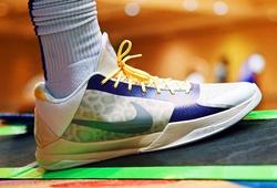 Nike Kobe 5 Protro: Mẫu giày ưa thích tại khu thi đấu tập trung NBA