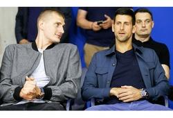 Nóng: Nikola Jokic nhiễm COVID-19, nghi lây từ Novak Djokovic