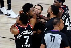 OG Anunoby tung buzzer-beater cực đỉnh, Toronto Raptors thắng nghẹt thở Boston Celtics