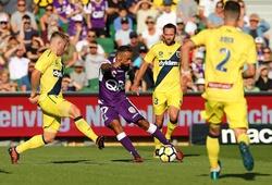 """Trực tiếp Perth Glory vs Central Coast: """"Mồi ngon"""" cho chủ nhà"""