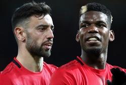 """Pogba và Fernandes, cặp đôi đầy """"duyên nợ"""""""