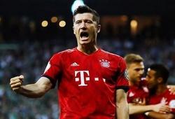 Top ghi bàn bóng đá Đức Bundesliga mới nhất: Lewandowski vô đối
