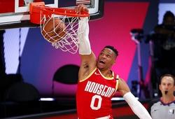 Nóng: Russell Westbrook chấn thương cơ đùi, chưa rõ khả năng đấu playoffs