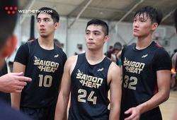 """Chùm ảnh: """"Xem giò"""" Saigon Heat tại giải bóng rổ SPBL 2020"""