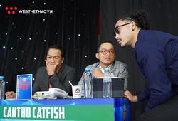 Tâm Đinh trấn an CĐV Cantho Catfish: Đừng lo khi tôi còn ở đây