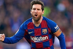 Messi sẽ phá vỡ cột mốc kinh ngạc khi La Liga trở lại