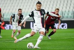 Ronaldo sút hỏng phạt đền do chịu hậu quả không có khán giả?