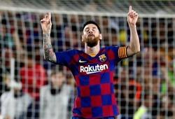 Messi ghi bàn vào lưới Sevilla nhiều hơn cả số lần ra sân