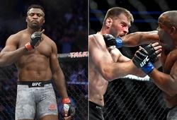 Francis Ngannou có cơ hội thế chỗ tranh đai tại UFC 252