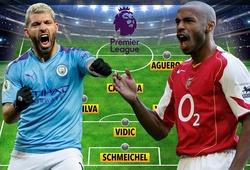 Đội hình cầu thủ nước ngoài tốt nhất Ngoại hạng Anh