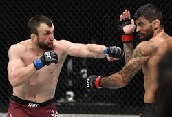 UFC 251: Võ sĩ Wushu giành chiến thắng trước võ sĩ Capoeira sát sao