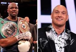 Tyson Fury tiết lộ tin nhắn đầy cảm xúc với 'đối thủ' trên mạng xã hội Dillian Whyte