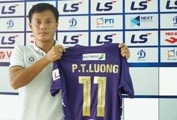 Cầu thủ giành 4 QBV gia hạn hợp đồng với Hà Nội FC