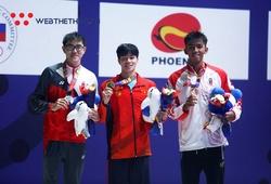 """Nhà vô địch SEA Games đấu """"ké"""" các em tại giải bơi lứa tuổi toàn quốc"""