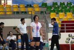 TRỰC TIẾP bóng chuyền hạng A ngày 27/6: Thái Nguyên vs Thái Bình