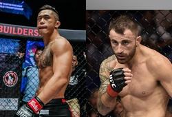 Martin Nguyễn và kỉ niệm chạm trán với nhà vô địch UFC Alexander Volkanovski