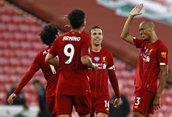 Liverpool vượt MU để đứng đầu xếp hạng chức vô địch vĩ đại nhất